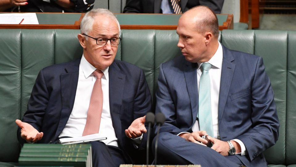 Peter Dutton same-sex marriage