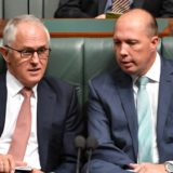 Under a new plan, Peter Dutton would become minister for homeland security.