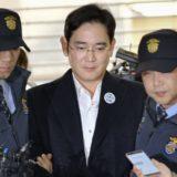 Samsung chief bribery