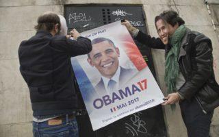 Obama France