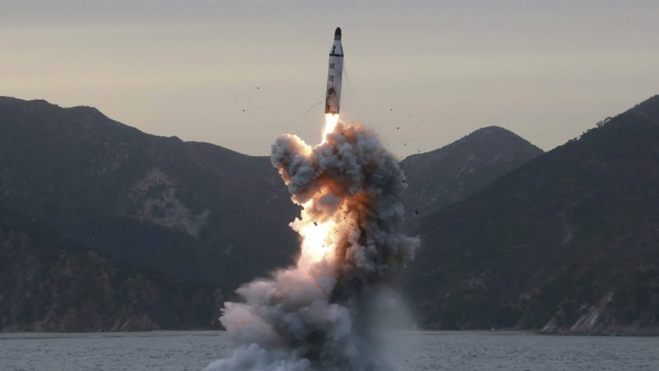 US, China seek stronger ties as N Korea hails rocket progress
