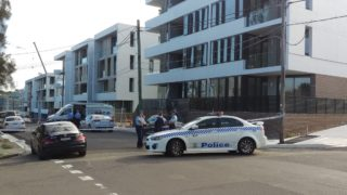 Sydney gangland shooting