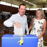 Mark McGowan WA election