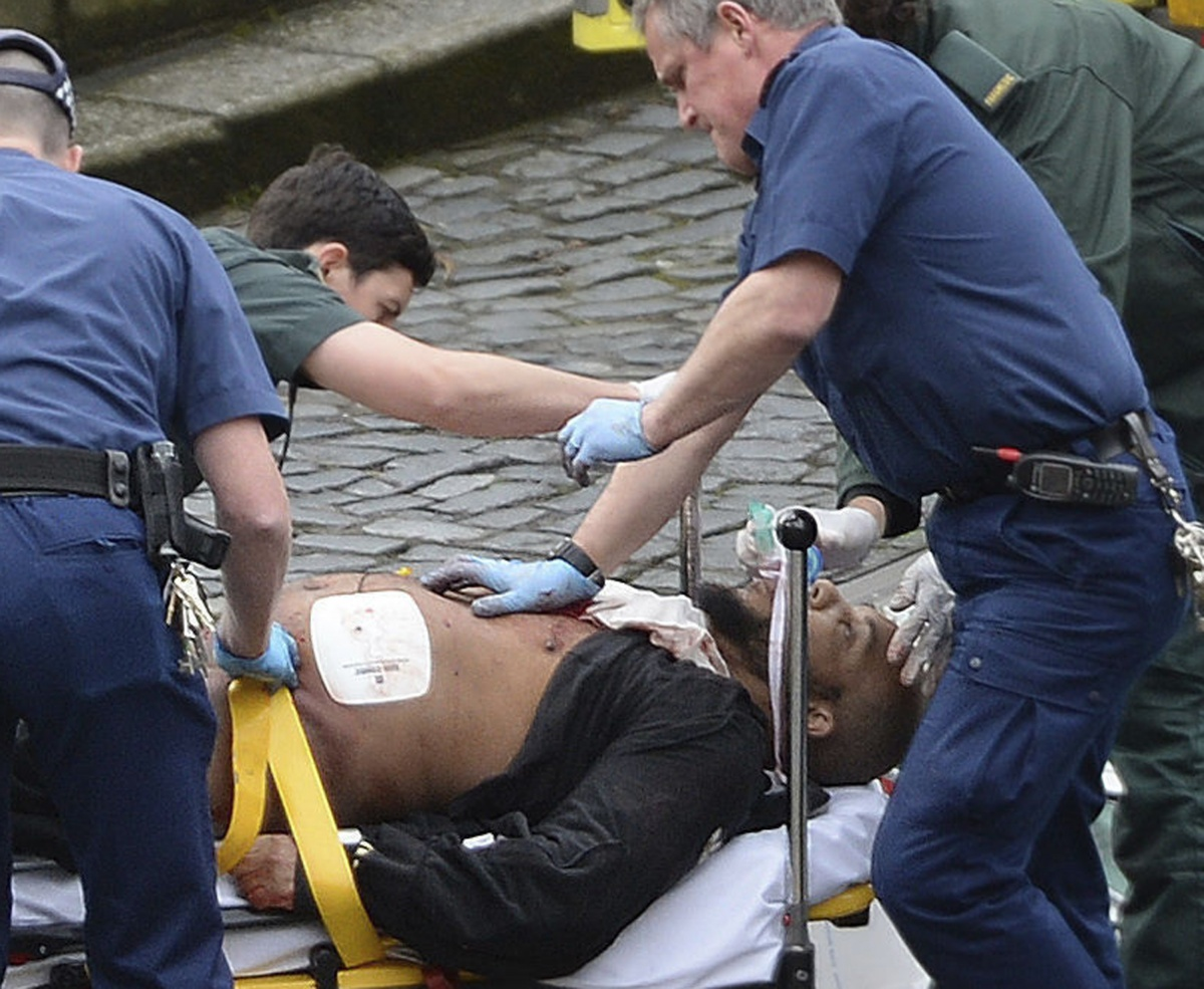 London attack: Westminster suspect identified as Adrian Russell Ajao