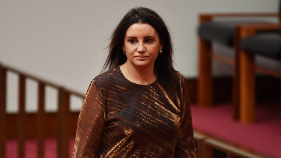 'You have no idea'; Lambie makes emotional attack on Coalition savings bill