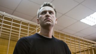 Alexei Navalny called for nationwide protests in Russia over alleged government corruption.
