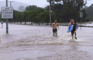 south-east Queensland flooding