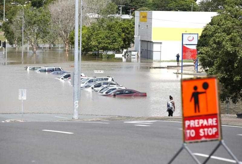 NSW floods