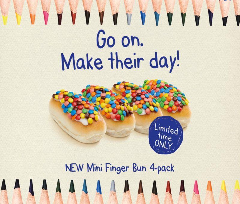 Bakers-delight-finger-buns-M&Ms