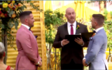 CHRIS AND GRANT MARRY