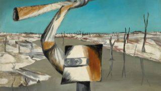 Crossing by Sidney Nolan