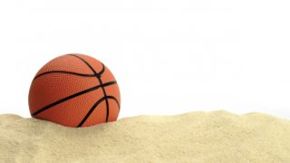 Police are investigating what caused a basketball to explode.