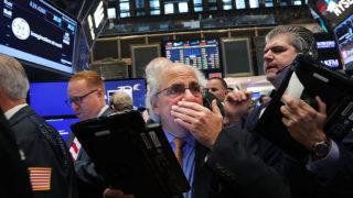 market collapse