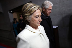 Hillary clinton book on her defeat