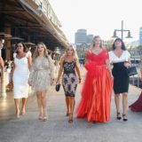 How the Real Housewives of Sydney do school pick-up