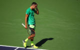 bernard Tomic Indian Wells loss