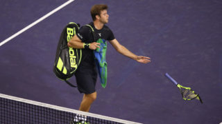 ryan harrison dummy spit