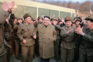 book by dissident smuggled out of North Korea