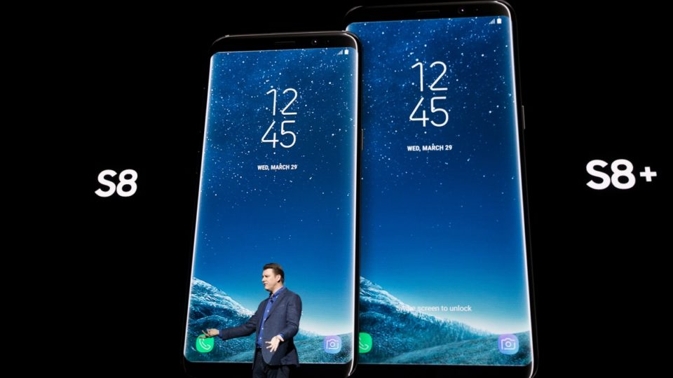 Microsoft to sell Samsung Galaxy S8 and S8+ Microsoft edition