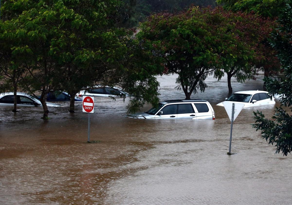 Evacuation orders in NSW ahead of 'unprecedented flooding'