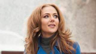 Jessica Marais in Love Child