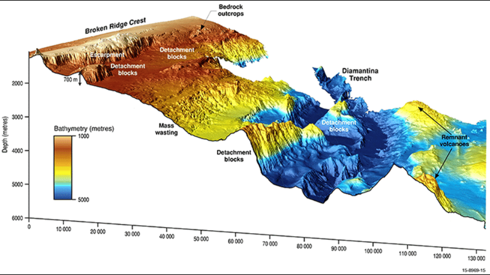 MH370 search maps