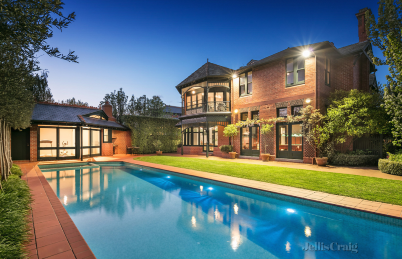 This mansion sold for more than $6 million. Photo: Jellis Craig