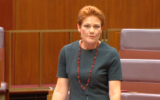 Pauline Hanson has asked Australians to point out when she's been racist.