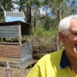 Seismologist Michael Turnbull