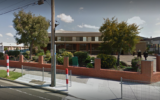 St Matthew's Parish in Fawkner where the alleged incident occurred.