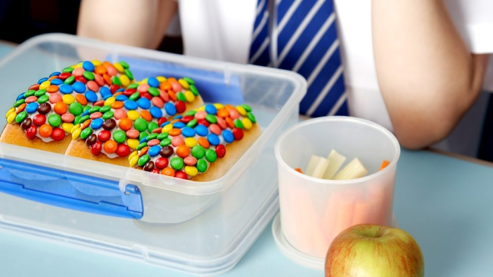 Would you buy these finger buns for your child's lunch box?