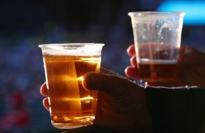 alcohol advertising ban