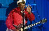 Legendary rock 'n' roll pioneer Chuck Berry in 1984.