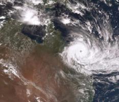 Cyclone Debbie evacuation