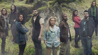 Contestants on the series Eden have been cut off from civilisation for a year.