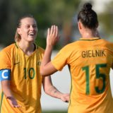 matildas china algarve cup
