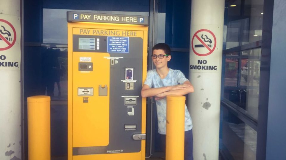 nsw parking fees