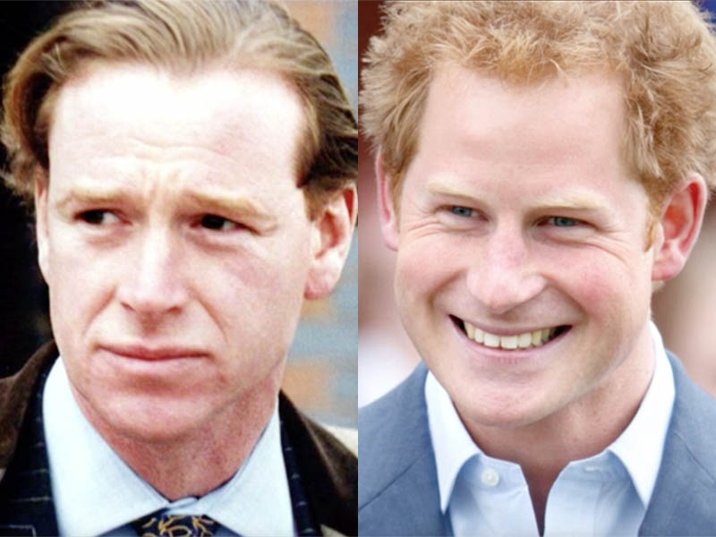 Prince Harry is not my son, insists James Hewitt