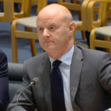 Ian Narev fronts a second round of questioning on Tuesday.