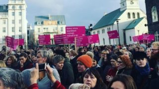 iceland equal pay