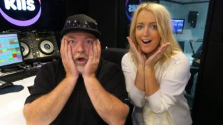 "Kyle Sandilands (left, with co-host Jackie O) promised to reveal the ""bad things"" other networks were doing."