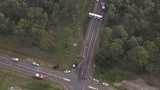 sydney bus crash