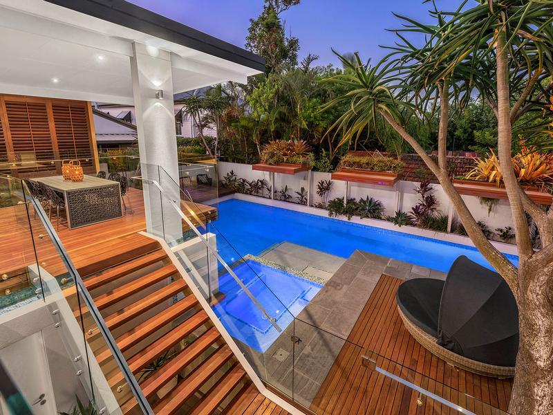 This five bedroom Hendra home was Queensland