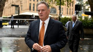 Mark Latham is the centre of yet another controversy over TV slurs.