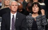 """Mike Pence emphasises the importance of """"building a zone"""" around his marriage."""