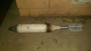 fossicker mortar