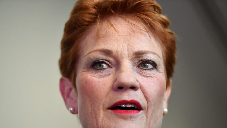 Pauline Hanson donations scandal
