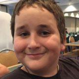 missing boy floods