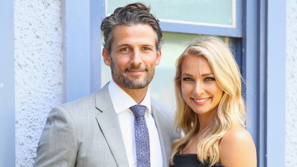 Tim Robards and Anna Heinrich have been together since the first season of The Bachelor finished filming.