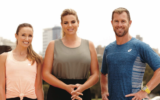 Libbey Babet, Fiona Falkiner and Shannan Ponton will help contestants improve from the inside out.